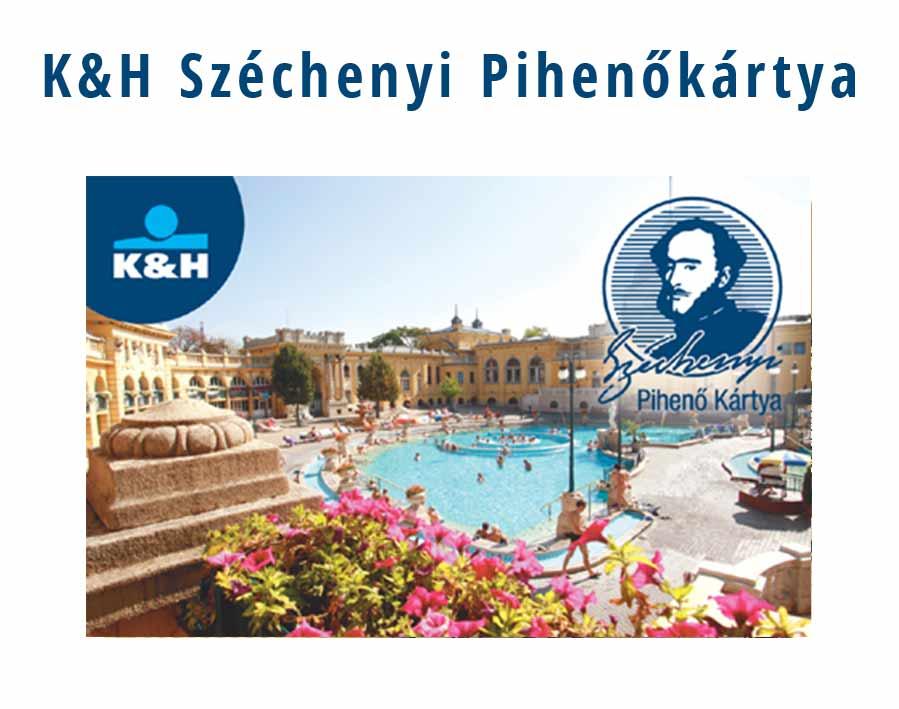 K&H Széchenyi Pihenőkártya