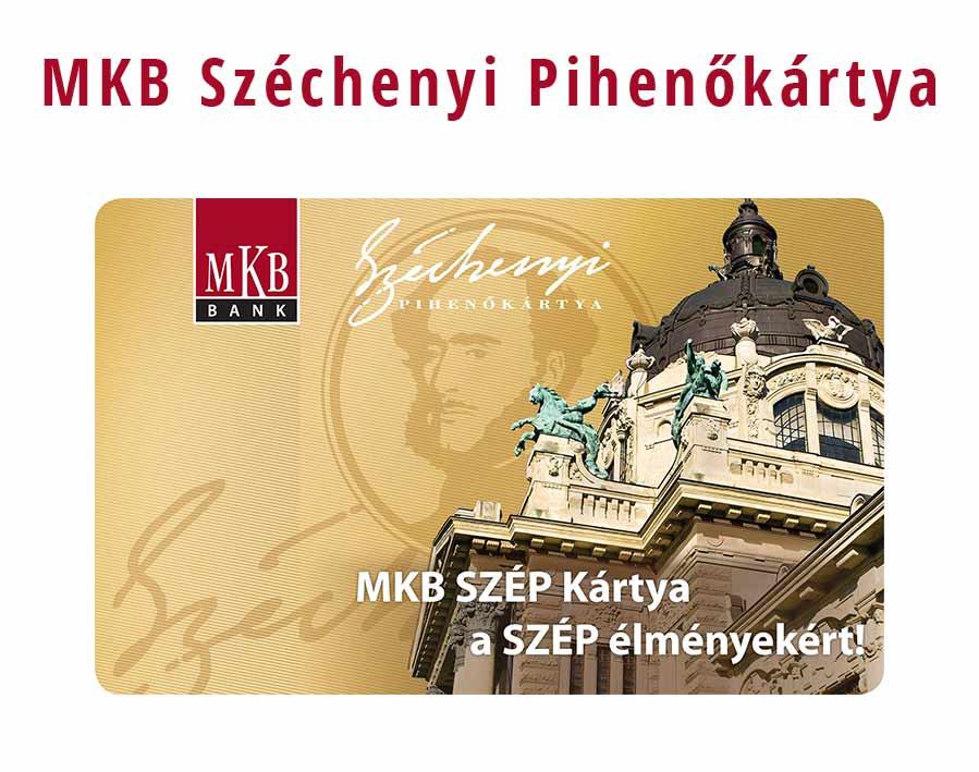 MKB Széchenyi Pihenőkártya
